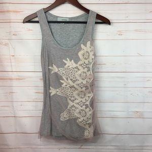 Alythea Womens Size S Top Shirt Sleeveless Tank